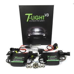 Image of T-LIGHT v3 Porsche 993 Low Beam HID kit 6000K