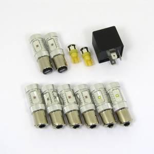 Image of T-LED, Porsche 993 LED kit, Euro Clear Corners