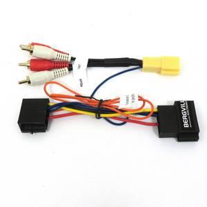 Bilde av Mini ISO-RCA kabelsett for Blaupunkt SQR 46